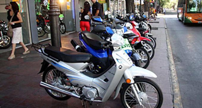 En marzo, la venta de motos creció 20,1 por ciento en La Matanza y quebró varios meses en caída