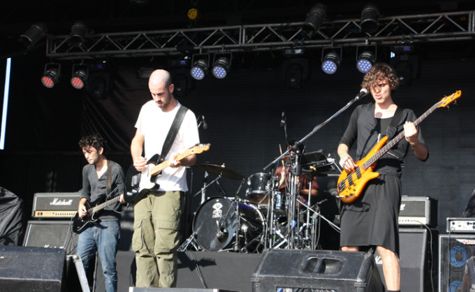 A pura música, más de 80.000 personas disfrutaron del Rockea BA en la UNLaM