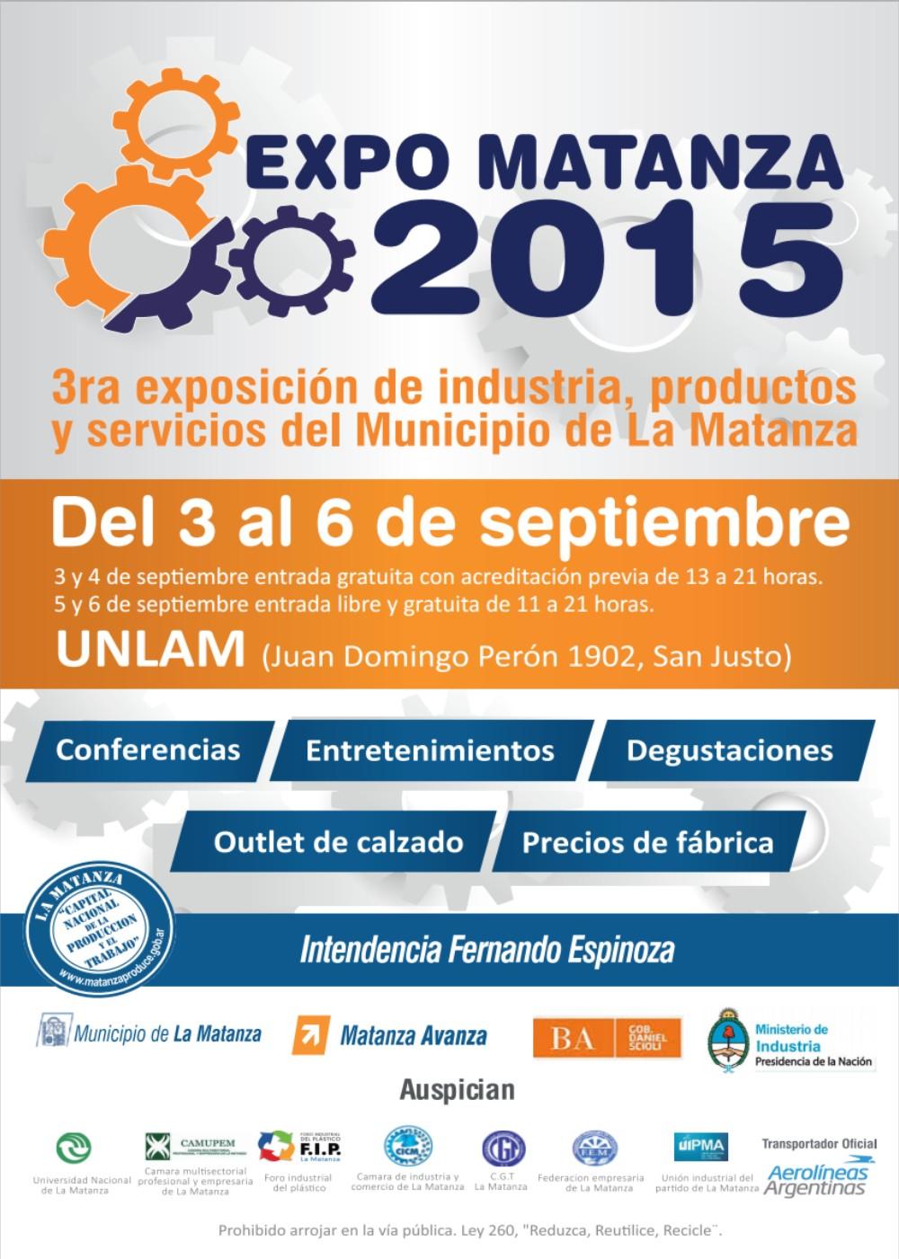 Expomatanza_2015