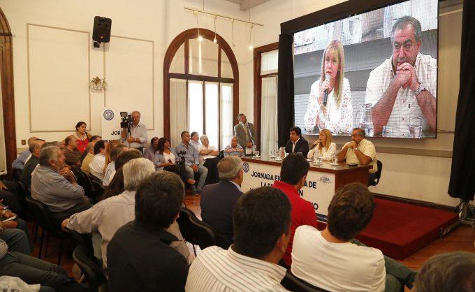 """Verónica Magario: """"El 7 de marzo tiene que ser la expresión  de lo que el gobierno nacional quiere ignorar"""""""