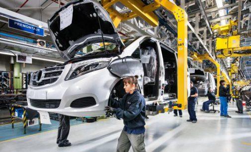Virrey del Pino: Mercedes Benz mantendrá su nivel productivo en 2017
