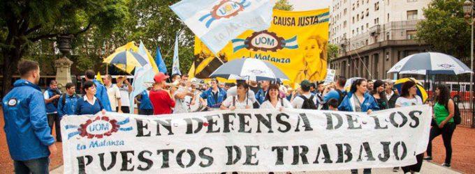 En los últimos 15 meses, cerraron 50 talleres metalúrgicos en La Matanza